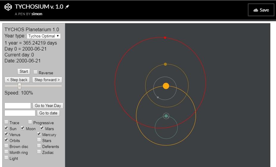 Tychosium 1.0 screenshot